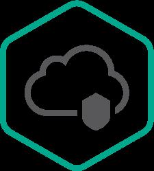 kaspersky cloud icon